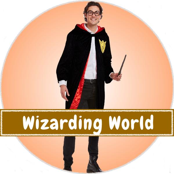 Wizard / Harry Potter