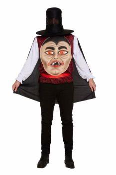 Vampire Jumbo Face