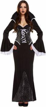 Web Vampiress Dress