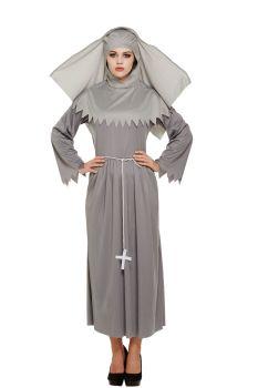 Spirit Nun Adult Costume