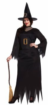 Black Witch (Plus Size)