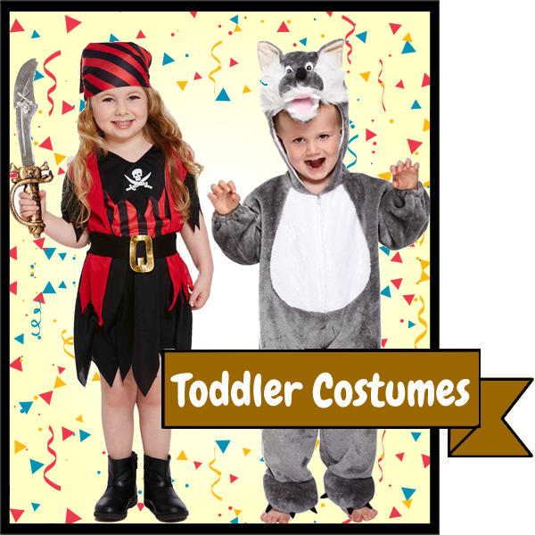 All Toddler Costumes