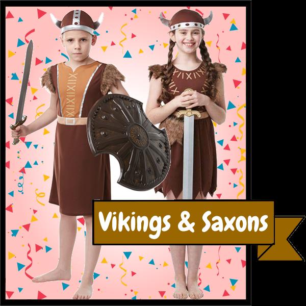 Vikings & Saxons