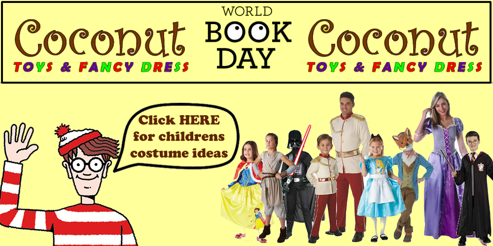 World Book Day Banner I