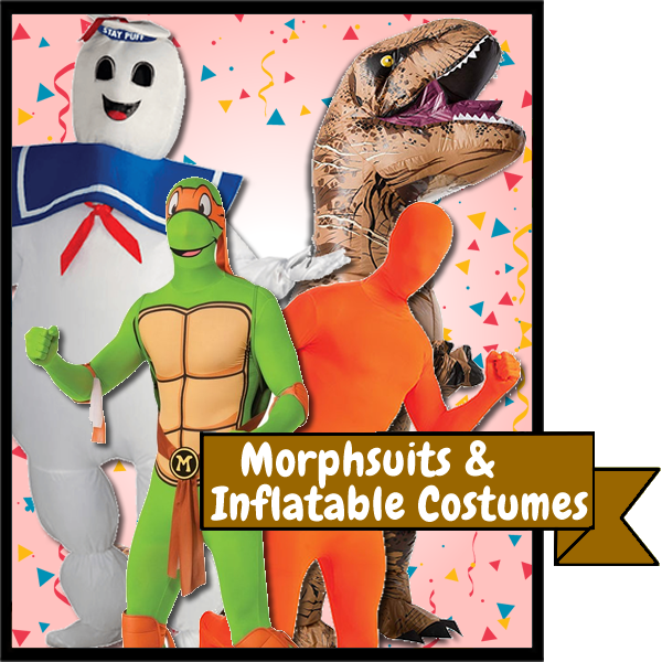 Morphsuit & Inflatable Costumes