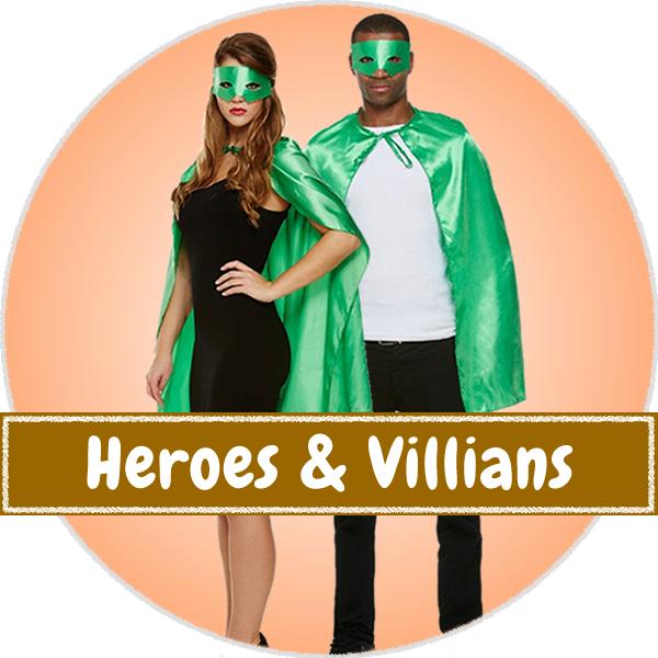 Superheroes & Villians