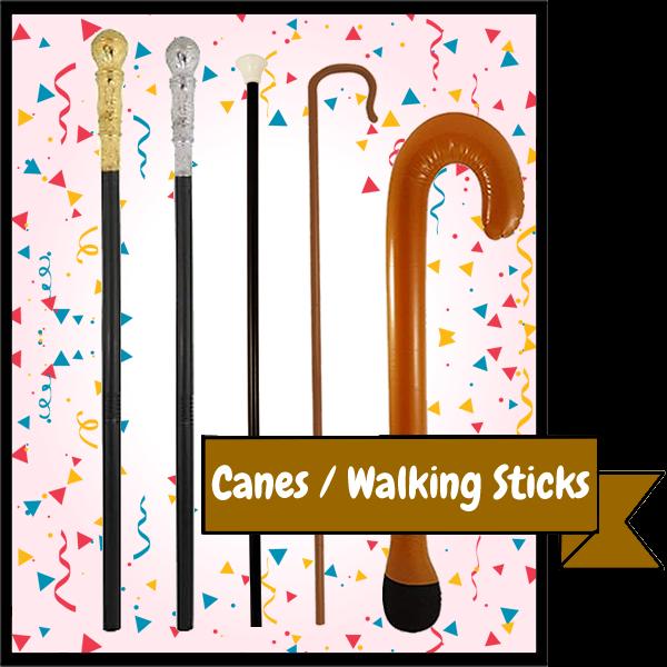 Canes / Walking Sticks