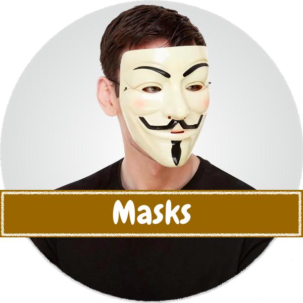 Masks & Masquerade