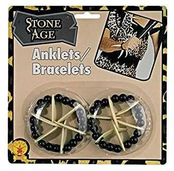Stone Age Bracelets / Anklets