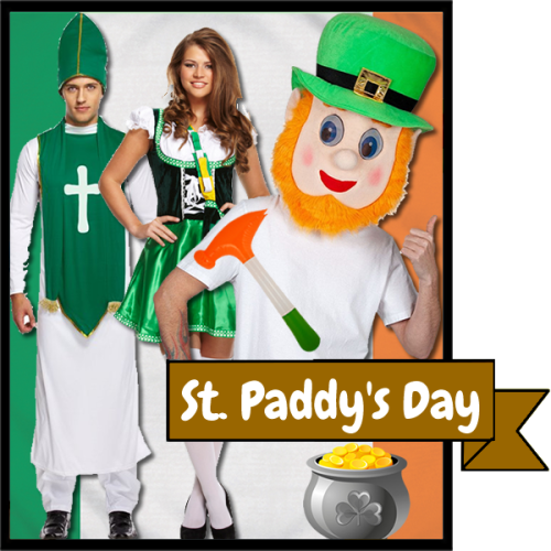St. Patrick's Day - 17th March
