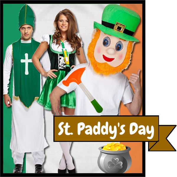 St. Patrick's Day (17th March)