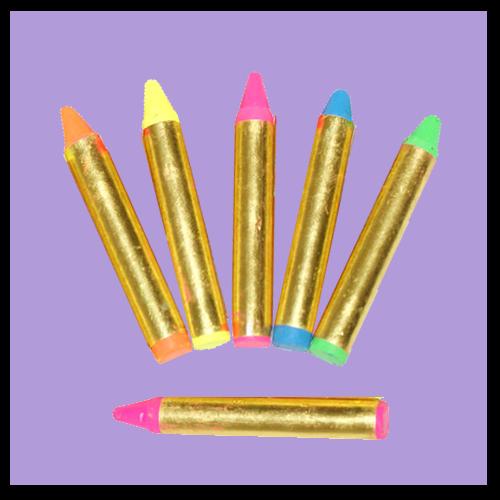 Face Crayons