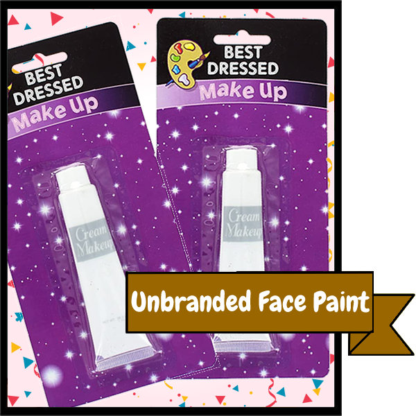Unbranded Face Paints
