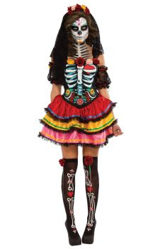 Senorita Muerta - Day of the Dead
