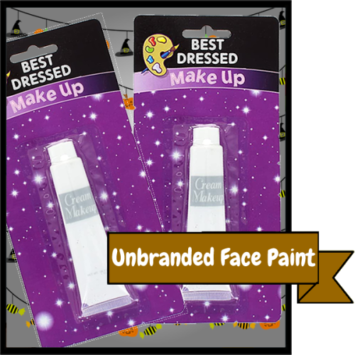 Cream Face Paints