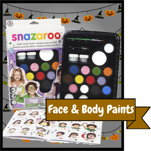 Face Paint Sets / Palettes