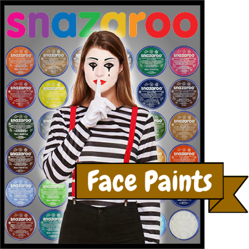 Snazaroo Face & Body Paints