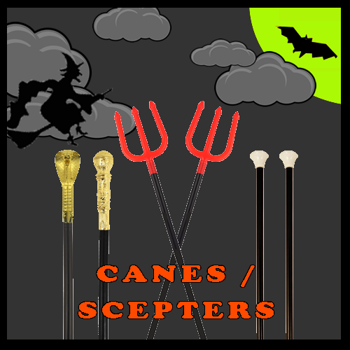 Canes / Scepters