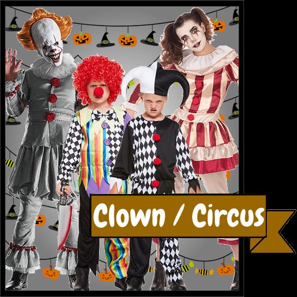 Clowns / Circus