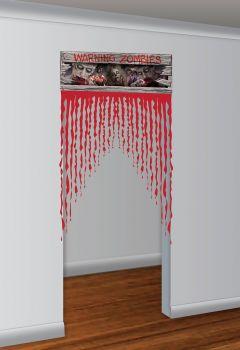 Zombie Door Topper