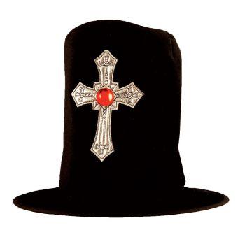 Vampire Hat With Cross