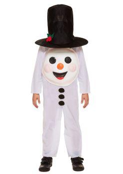 Snowman Jumbo Face