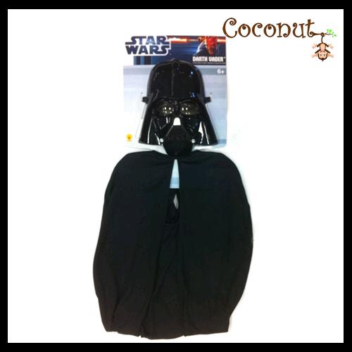Darth Vader - Mask & Cape