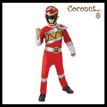 Power Rangers: Dino Charge - Red