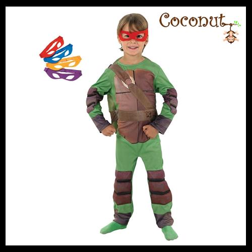 TMNT - Turtle costume