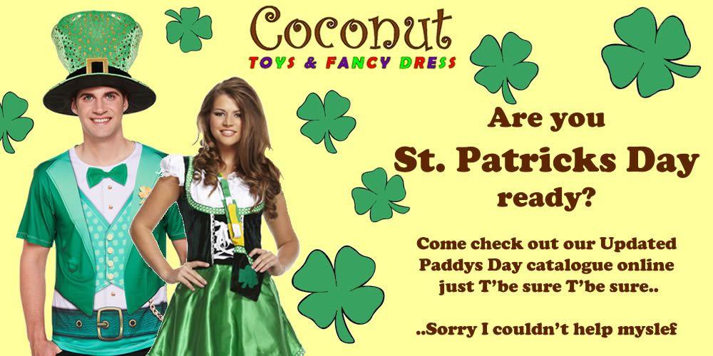 St. Patricks Day 2k19