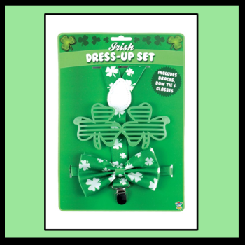 Irish Dress-up Set