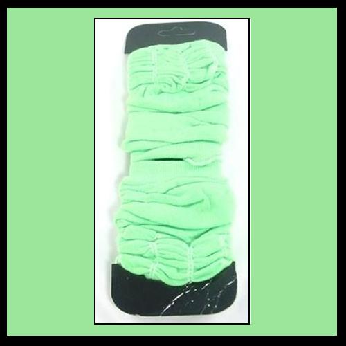 Leg Warmers - Green