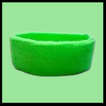 Sweatband - Green