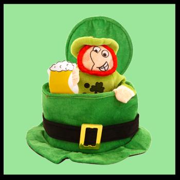Irish Topper with Man