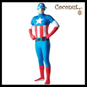 Captain America - Morphsuit