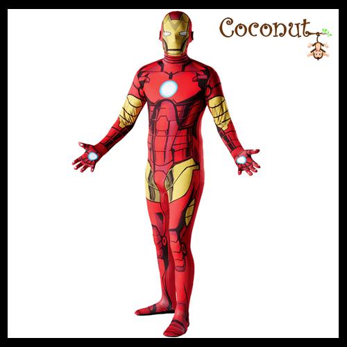 Iron Man - Morphsuit