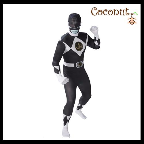 Morphsuit - Power Rangers, Black