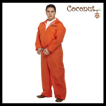 Prisoner Overlalls XL