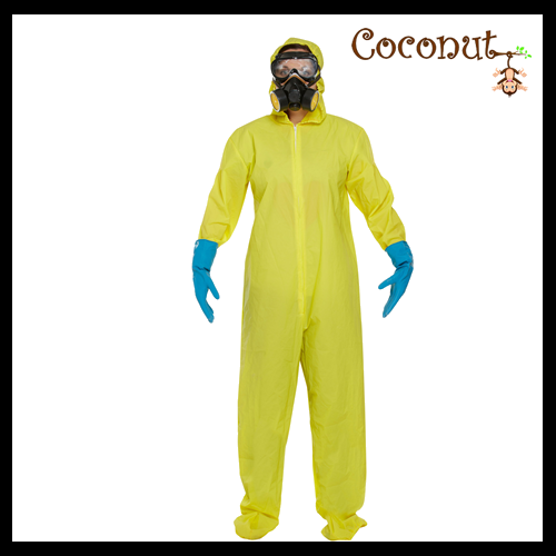 Protective suit - Yellow