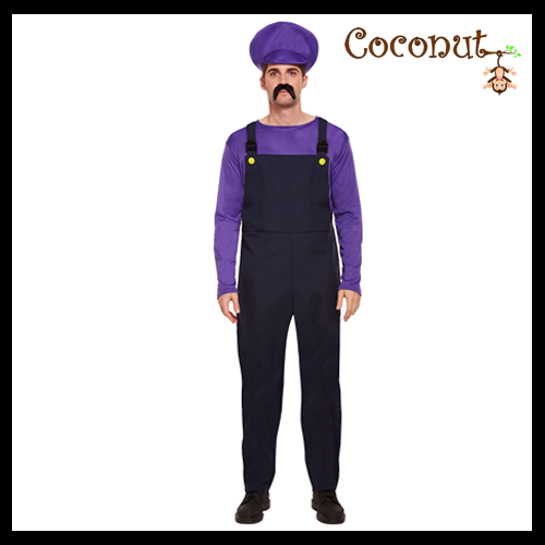 Super Workman - Purple