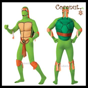 TMNT Michelangelo - Morphsuit