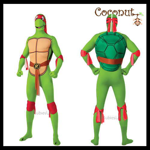 TMNT Raphael - Morphsuit