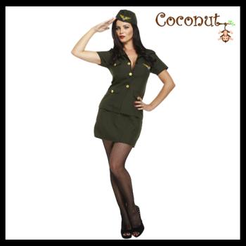 Army Lady