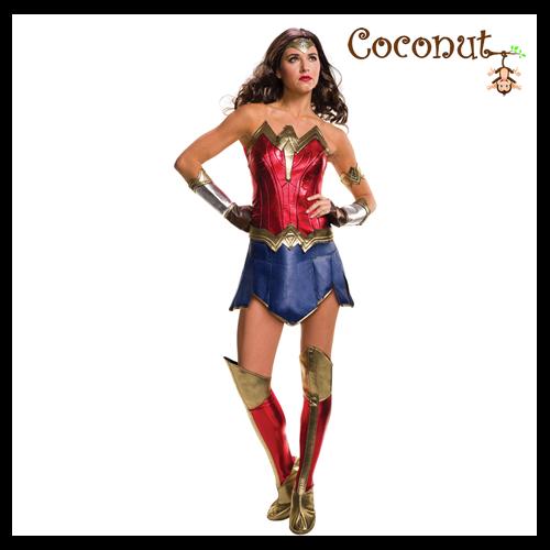 Batman v Superman - Wonder Woman