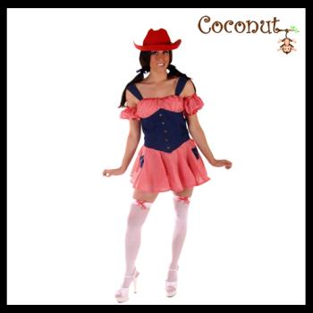 Denim Cowgirl