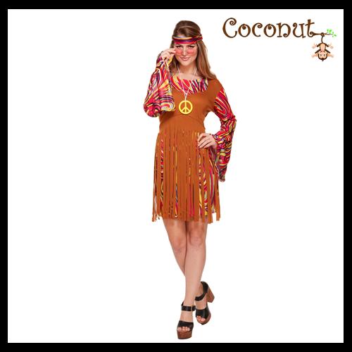 Hippie with Tassles