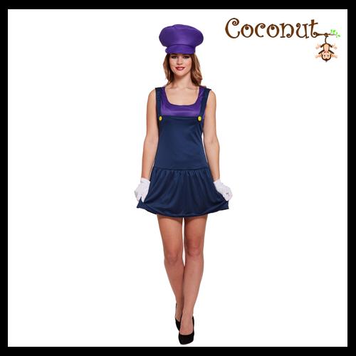 Super Workwoman - Purple