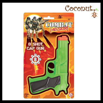 Combat Mission - 8 Shot Cap Gun