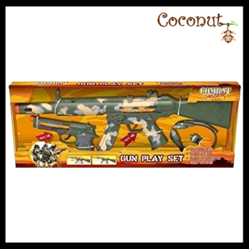 Combat Mission Gun Play Set