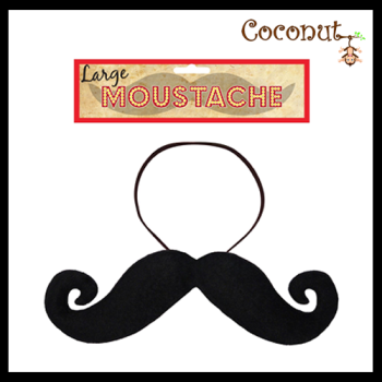 Large Moustache